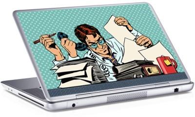 Επιχειρηματίας, Skins sticker, Αυτοκόλλητα Laptop