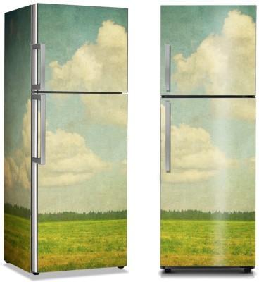Χωράφι Φύση Αυτοκόλλητα ψυγείου 50 x 85 εκ.