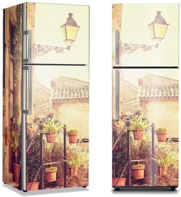 Μαγιόρκα, Ισπανία Vintage Αυτοκόλλητα ψυγείου 50 x 85 εκ.