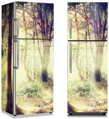 Φύση Τοπίο Vintage Αυτοκόλλητα ψυγείου 50 x 85 εκ.