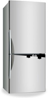 Boo!, Mini Fridge Sticker, Αυτοκόλλητα ψυγείου
