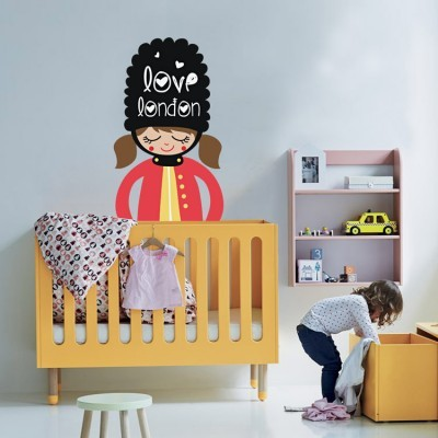 Love London, Παιδικά, Αυτοκόλλητα τοίχου