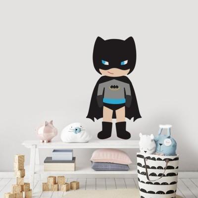 Bat boy Παιδικά Αυτοκόλλητα τοίχου 93 x 50 cm