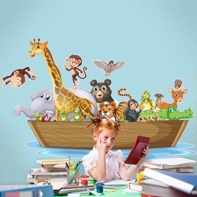 Κιβωτός του Νώε στη θάλασσα, Παιδικά, Αυτοκόλλητα τοίχου