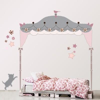 Καληνύχτα! Παιδικά Αυτοκόλλητα τοίχου Small 158x192 cm