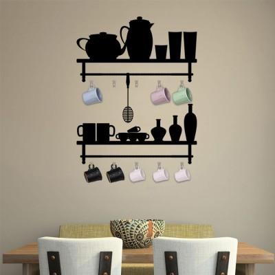 Κρεμάστρες κουζίνας, Κρεμάστρες, Αυτοκόλλητα τοίχου