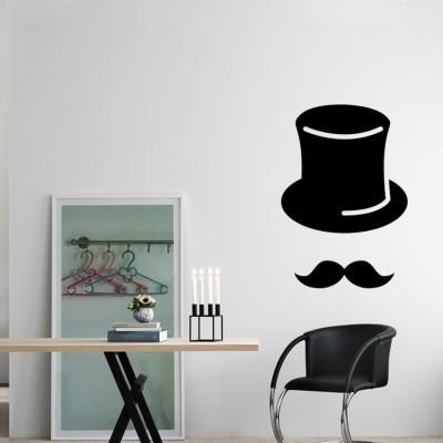 Mr., Λονδίνο, Αυτοκόλλητα τοίχου