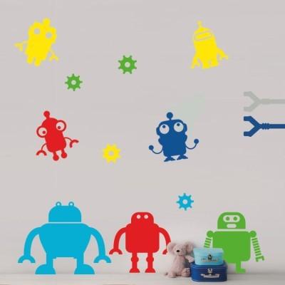 Ρομπότ, Παιδικά, Mini Pack αυτοκόλλητα