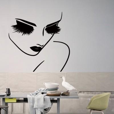 Φιγούρα Γυναίκας Φιγούρες Αυτοκόλλητα τοίχου 55 x 53 εκ.