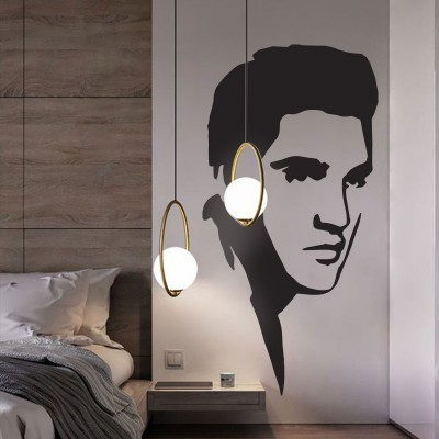 Έλβις Πρίσλεϊ, Φιγούρες, Αυτοκόλλητα τοίχου