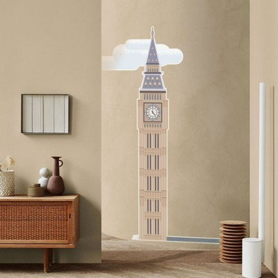 Big Ben-2, Πόλεις, Αυτοκόλλητα τοίχου