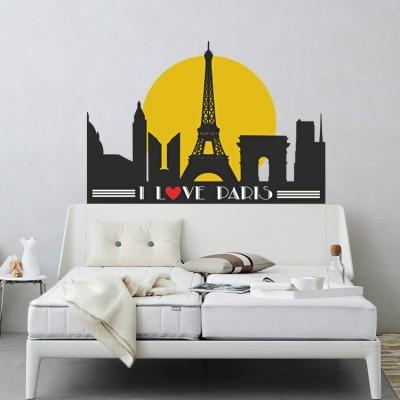 Παρίσι, Πόλεις, Αυτοκόλλητα τοίχου