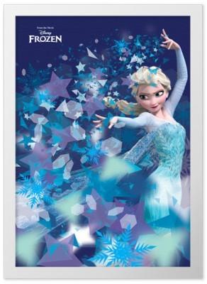 Elsa, Frozen !!.. Παιδικά Πίνακες σε καμβά 20 x 30 εκ.