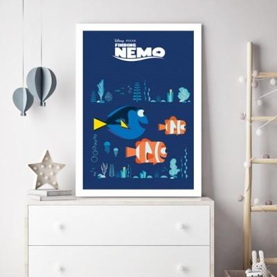 Dory & Nemo Disney Πίνακες σε καμβά 75 x 50 cm