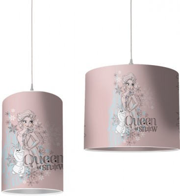 Queen of Snow, Frozen Disney Φωτιστικά οροφής Ø 25 x 40 cm