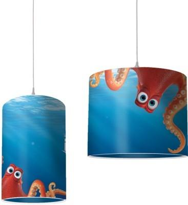 Ο Χάνκ! Παιδικά Φωτιστικά οροφής [Ø 25 x 40 εκ.]
