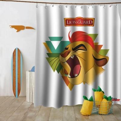 Kion\'s Roar, Lion Guard Disney Κουρτίνες μπάνιου 150 x 180 cm