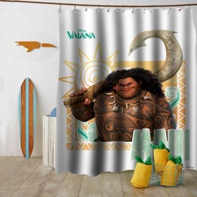 Maui , Moana Disney Κουρτίνες μπάνιου 150 x 180 cm