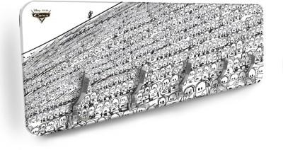 Lot's of Cars Παιδικά Κρεμάστρες & Καλόγεροι 138 x 45 εκ.