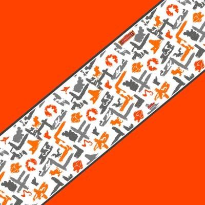 Πορτοκαλί μοτίβο, Lion Guard, Μπορντούρες, Μπορντούρες