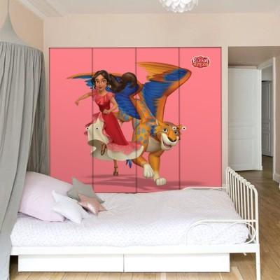 Elena and Skylar, Elena of Avalor Disney Αυτοκόλλητα ντουλάπας 65 x 185 cm