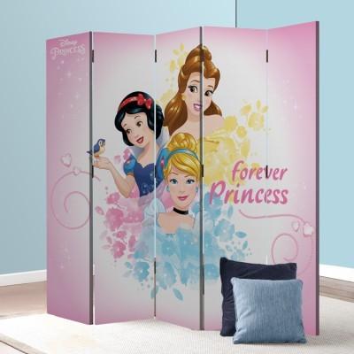 Forever Princess! Παιδικά Παραβάν 80 x 180 εκ. [Δίφυλλο]