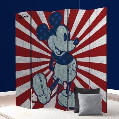 Mickey Mouse vintage Παιδικά Παραβάν 80 x 180 εκ. [Δίφυλλο]