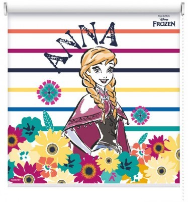 Anna, Frozen!, Παιδικά, Ρολοκουρτίνες