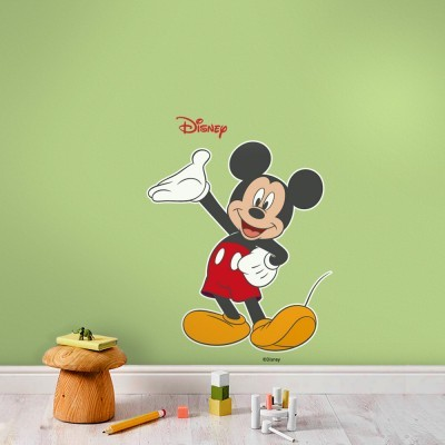Γεια σου Mickey Mouse Disney Αυτοκόλλητα τοίχου 49 x 44 cm
