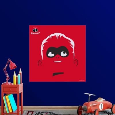 Ο Ντας Παρ, οι Απίθανοι Disney Αυτοκόλλητα τοίχου 50 x 50 cm