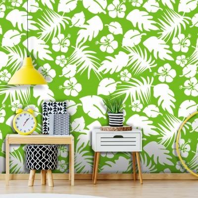 Μοτίβο ζούγκλας, Mίκυ Μάους! Παιδικά Ταπετσαρίες Τοίχου 100 x 100 cm