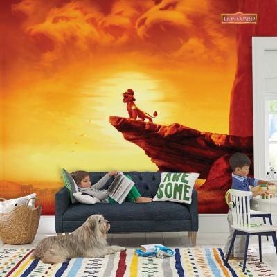 Kion on the top , Lion Guard Παιδικά Ταπετσαρίες Τοίχου 100 x 100 εκ.