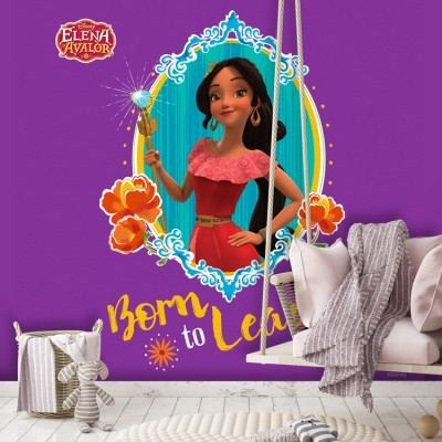Born to lead, Elena of Avalor!!! Disney Ταπετσαρίες Τοίχου 100 x 100 cm