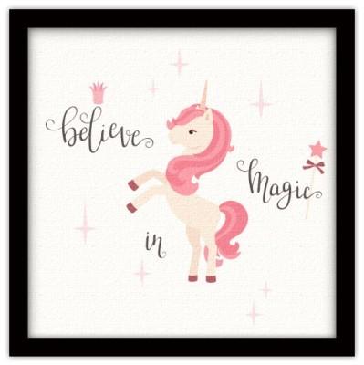 Believe in magic, Παιδικά, Πίνακες σε καμβά
