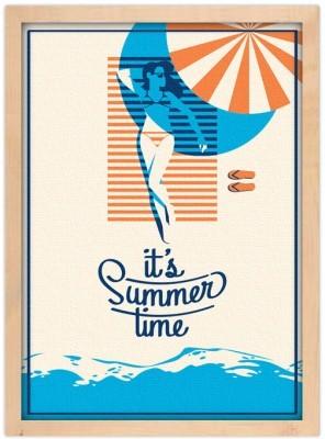 It is summer time, Διάφορα, Πίνακες σε καμβά