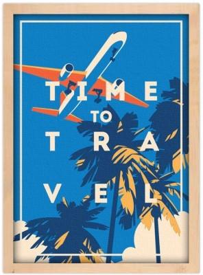 Time to Travel, Διάφορα, Πίνακες σε καμβά