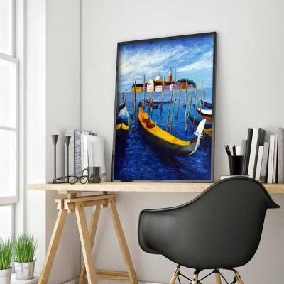 Βενετία, Ιταλία Ζωγραφική Πίνακες σε καμβά 60 x 45 cm
