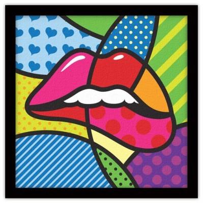 Lips, Κόμικς, Πίνακες σε καμβά