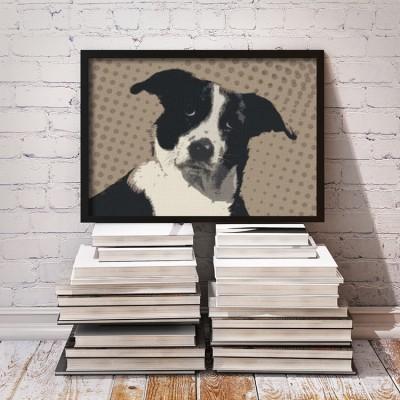 Χαριτωμένος σκύλος