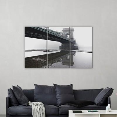 Αλυσιδωτή γέφυρα, Βουδαπέστη, Πόλεις - Ταξίδια, Multipanel