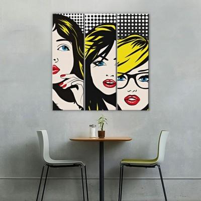 Pop art Πρόσωπα
