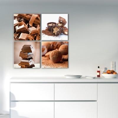 Σοκολάτα, Φαγητό, Multipanel
