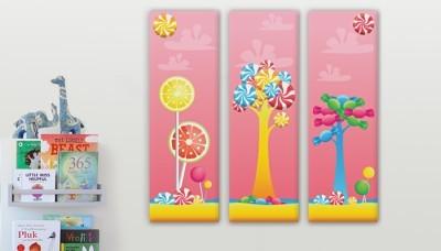 Καραμελίτσες Παιδικά Multipanel 101x101 cm