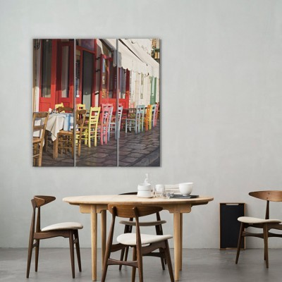 Πολύχρωμα τραπέζια, Ελλάδα, Multipanel