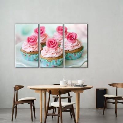 Καπ κέικ, Φαγητό, Multipanel