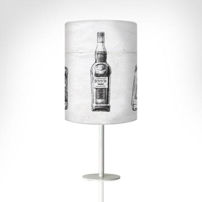 Mπουκάλια Aλκοόλ Διάφορα Επιτραπέζια φωτιστικά Ø 20 x 26cm