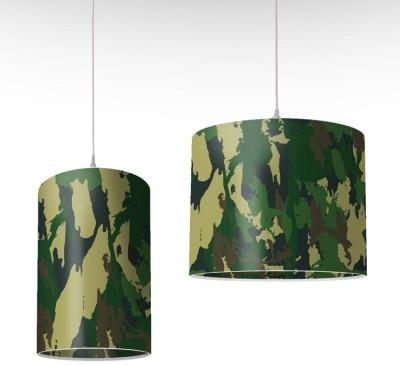 Καμουφλάζ Διάφορα Φωτιστικά οροφής Ø 25 x 40 cm
