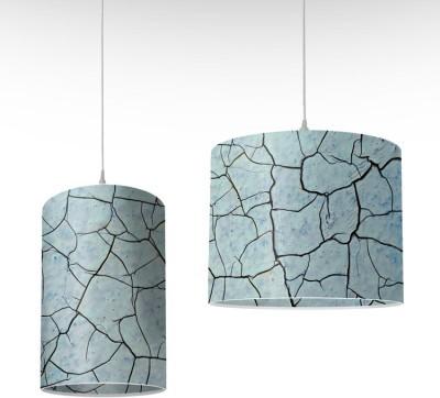 Κρακελέ Διάφορα Φωτιστικά οροφής Ø 25 x 40 cm