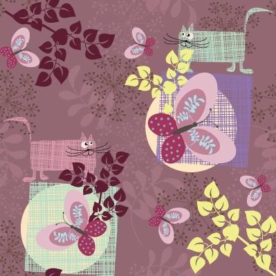 Λουλουδένιο μοτίβο