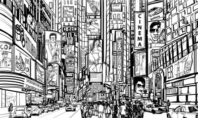 Ασπρόμαυρη Πόλη, Κόμικς, Image Gallery